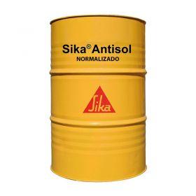 Aditivo curado homigon Sika Antisol normalizado emulsion lista para usar tambor x 200l