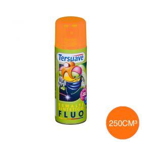 Aerosol esmalte sintetico fluo naranja mate x 250cm³