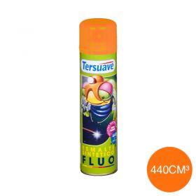 Aerosol esmalte sintetico fluo naranja mate x 440cm³