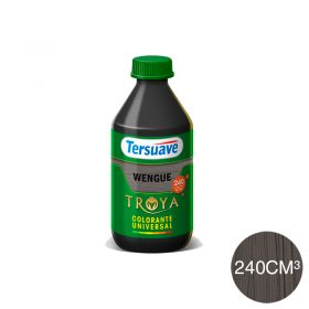 Colorante laca y barniz wenge botella x 240cm³