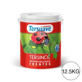 Impermeabilizante frentes Tersinol blanco mate balde x 12.5kg