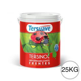 Impermeabilizante frentes Tersinol blanco mate balde x 25kg
