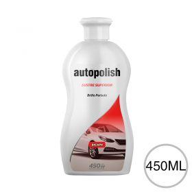 Cera cuida brillo recupera color automoviles Lustre Superior Bicapa botella x 450ml