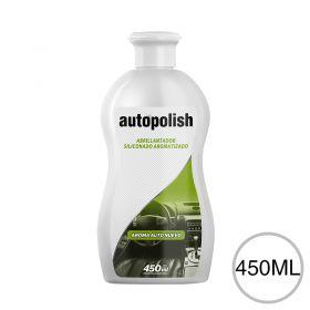 Abrillantador siliconado Aroma Auto Nuevo interior botella x 450ml