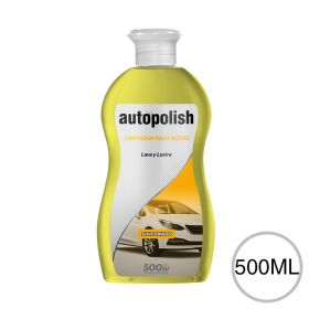 Limpiador automoviles siliconado Lava Lustra botella x 500ml