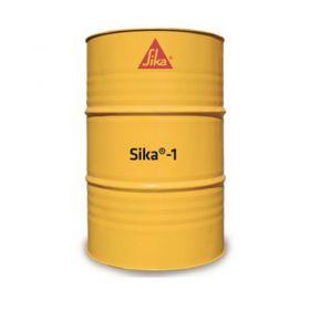 Aditivo hidrofugo mezclas cementicias Sika-1 inorganico tambor x 200kg
