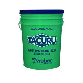 Aditivo vinilico Tacuru multiuso liquido balde x 10l