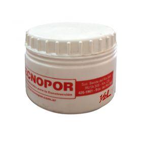 Adhesivo rellenador vinilico molduras decorativas pote x ½l