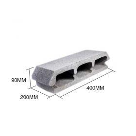 Bloque LT9 hormigon losa viguetas 90mm x 200mm x 400mm