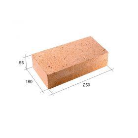 Ladrillon comun 20 macizo semi visto 55mm x 180mm x 250mm