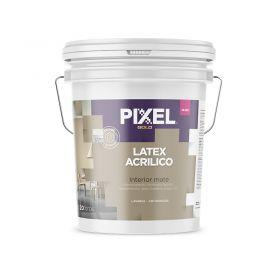 Pintura latex acrilico interior acrilico MI-150 lavable antihongos blanco mate balde x 20l