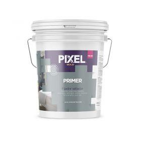 Fijador sellador acrilico MIE-100 primer alta concentracion interior/exterior transparente balde x 10l